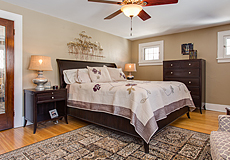 Master Bedroom Photography Rocchester NY